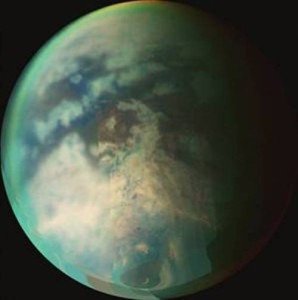 Титан - самый загадочный спутник Сатурна