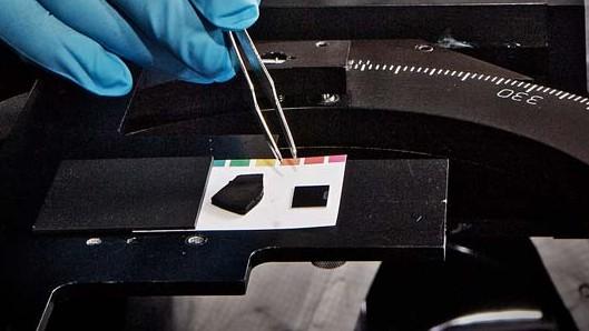 Супер-черное покрытие NASA