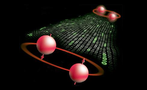 Квантовая телепортация внутри компьютерного чипа