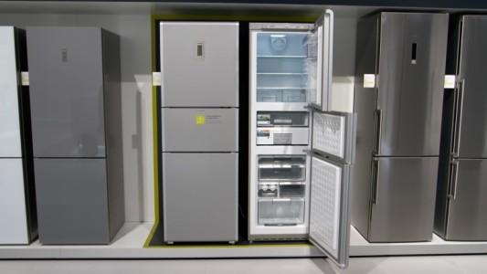 Вакуумный холодильник Siemens
