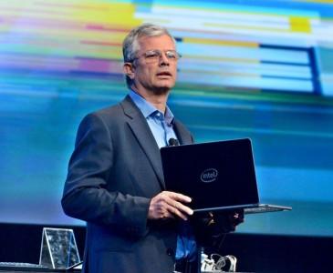 Новый ноутбук Intel