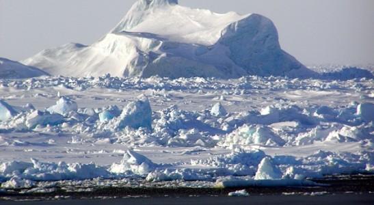 Льды Северного Ледовитого океана