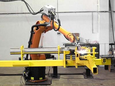Робот-сварщик