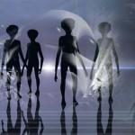 Древние люди и пришельцы
