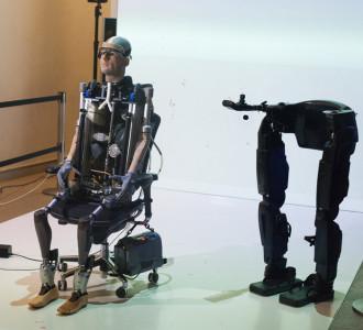 Первый в мире биоробот
