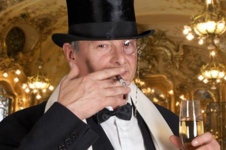 Европейский аристократ