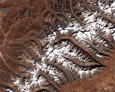 Тибетские ледники
