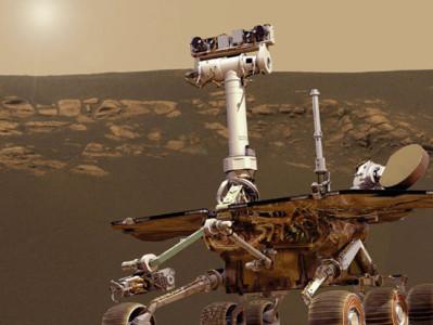 Марсоход «Opportunity