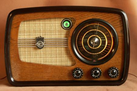 Ламповый радиоприёмник