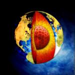Принцип формирования ядра Земли
