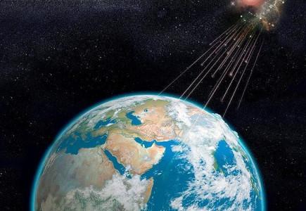 Глобальное потепление не зависит от космических лучей