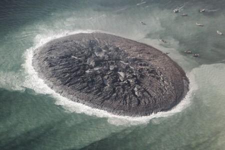 Остров в Пакистане