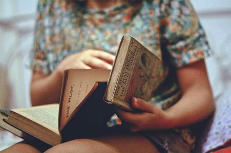 Мозг может изменить чтение романов