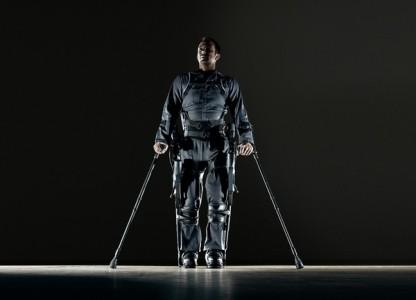 Экзоскелет способен вернуть парализованной конечности подвижность