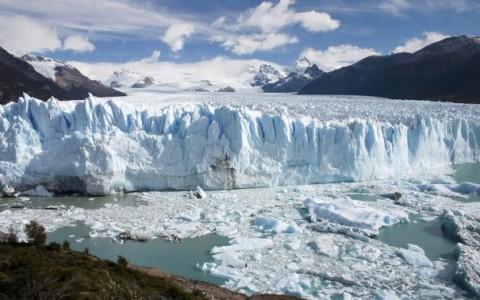 Ледник отступает
