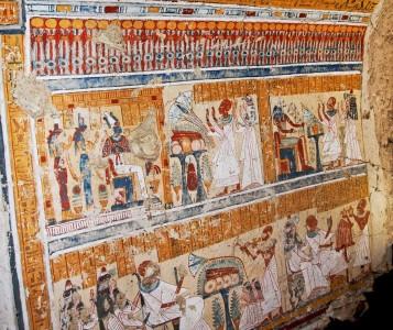 Японские археологи обнаружили гробницу древнеегипетского пивовара