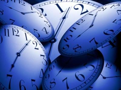 Как мозг обращается со временем?