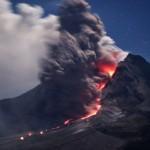 Вулканы перед извержением вздрагивают