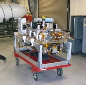 Тестирование новой лазерной технологии для спутника «ICESat-2»