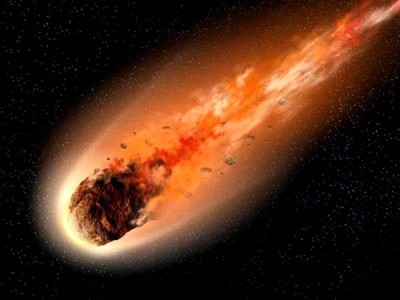 Комета 2013 А1 возможно встретится с Марсом