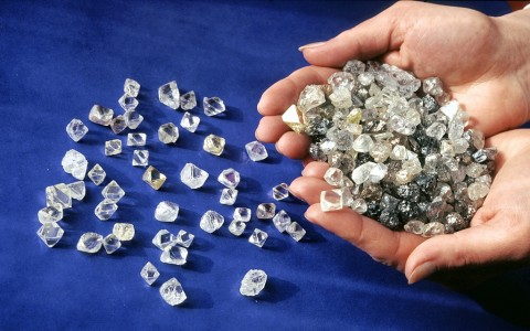 Алмазы в Антарктиде