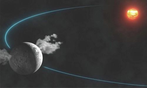 Телескоп «Гершель» обнаружил на карликовой планете воду