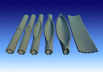 Графеновые наноленты как важный шаг в создании транзисторов на основе графена