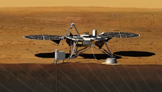 Франция на службе НАСА: совместная работа над сверхновым зондом