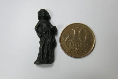 Калининградский медальон с монограммой Иисуса