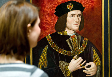 Британцы экспериментируют с останками Ричарда III