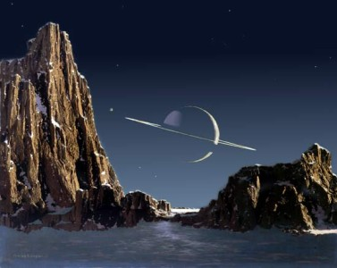 На Титане обязательно появится жизнь