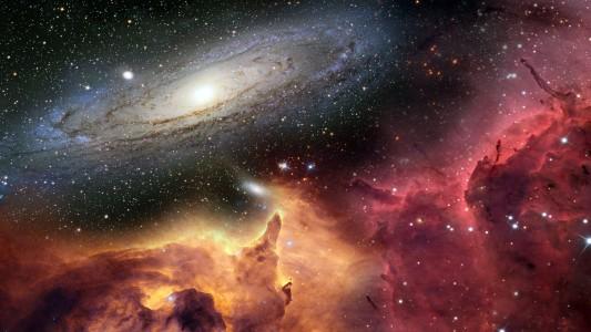 Неизведанная Вселенная