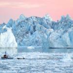 Таяние полярных льдов повысило уровень моря на одну пятую часть