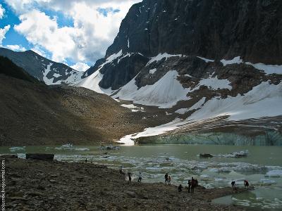 Таяние ледников Канады необратимо