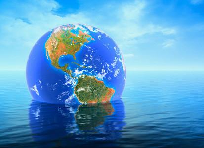 Глобальное потепление бывает не всегда влажным