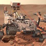 Новости с марсохода: на Марсе обнаружено древнее русло реки!