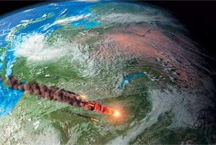 Метеоритная катастрофа
