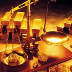 Микроб защищает себя, превращая свое окружение в золото
