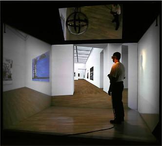 Виртуальная реальность создает бесконечные лабиринты