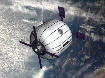 надувной модуль для Международной Космической Станции