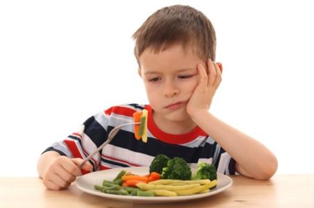 Недоедание в раннем детстве