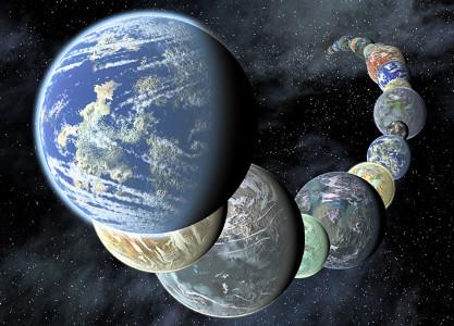 Cамые близкие планеты к Земле
