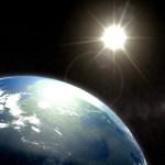 Солнце и планеты растут вместе