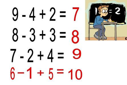 презентация по математике