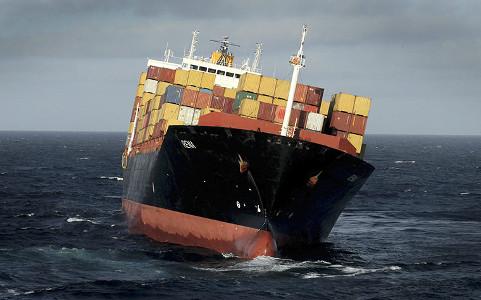 Сажа на кораблях