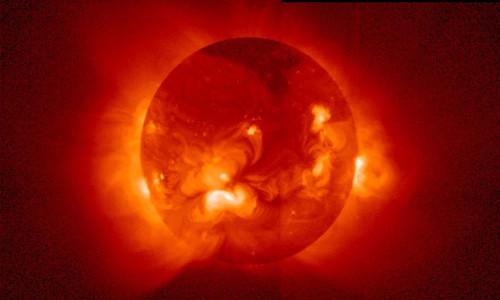 Солнечные выбросы