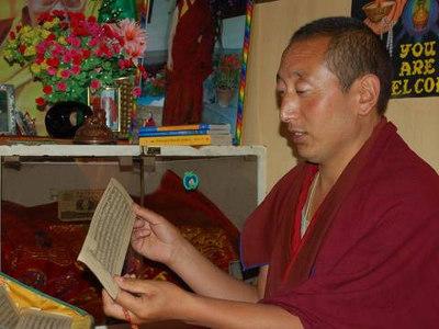 Тибетский врач