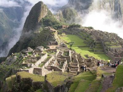 Безденежная цивилизация инков
